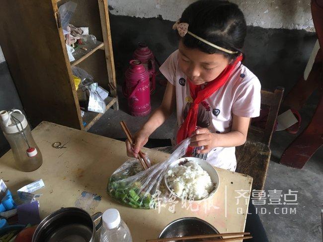 亲人离世病魔缠身,枣庄10岁女孩用笑容诠释坚强