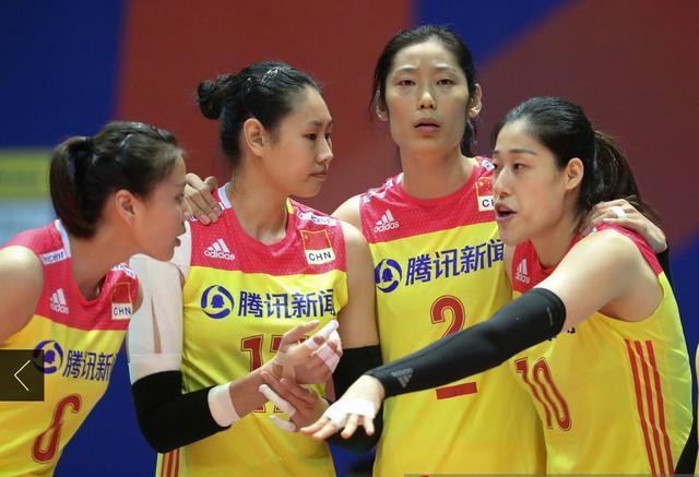 恐怖一幕!女排发球砸倒日本队员,她是女排唯一一人掌握的独技
