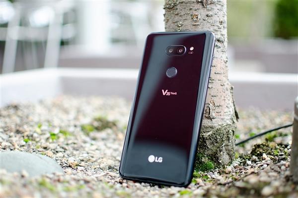 LG V35 ThinQ即将发售:5800元