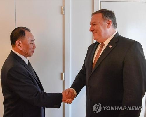 韩媒:朝鲜高官将携带金正恩亲笔信访问华盛顿