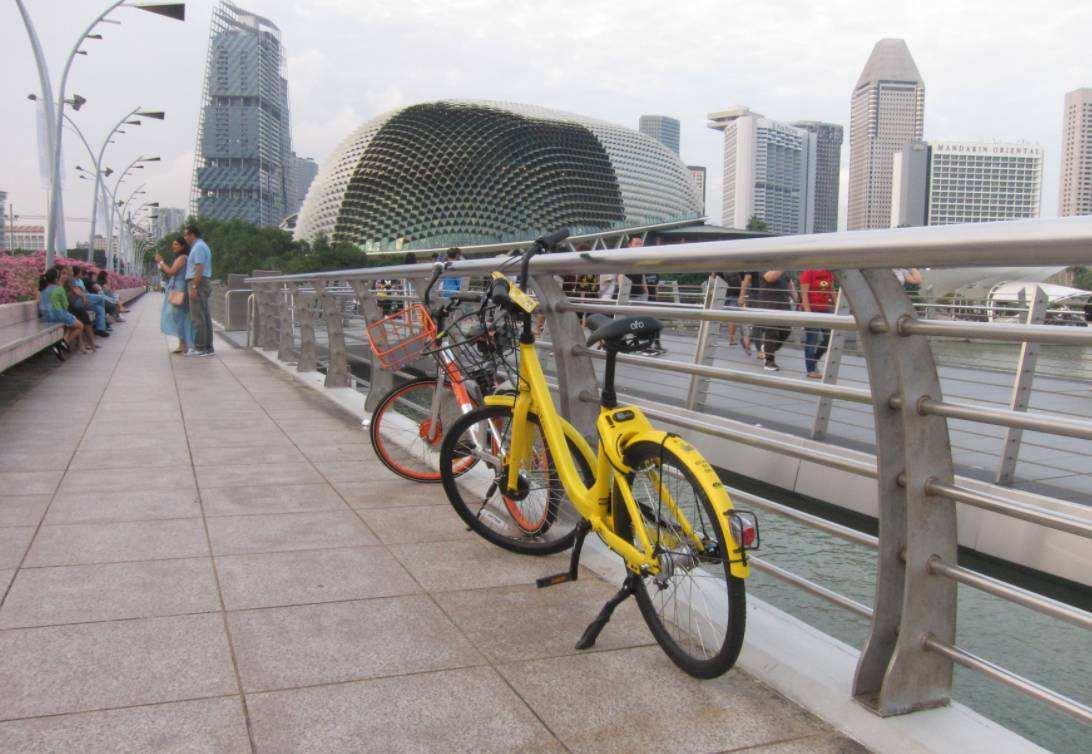 英媒:中国共享单车在墨西哥频频被偷 用户抱怨找不到车