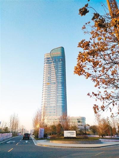 一大批高品质酒店将成大西安新地标