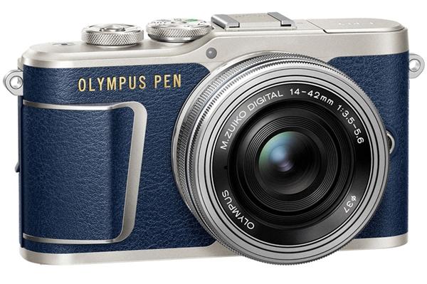 满足丹宁爱好者!奥林巴斯推出蓝色Pen E-PL9相机