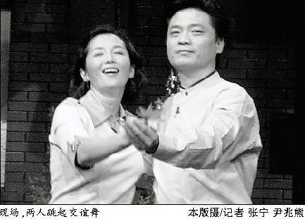 实话实说 第二任主持人和晶发文疑力挺崔永元