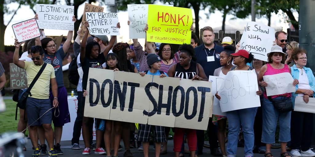 黑人男子被警察射杀,获赔4美分