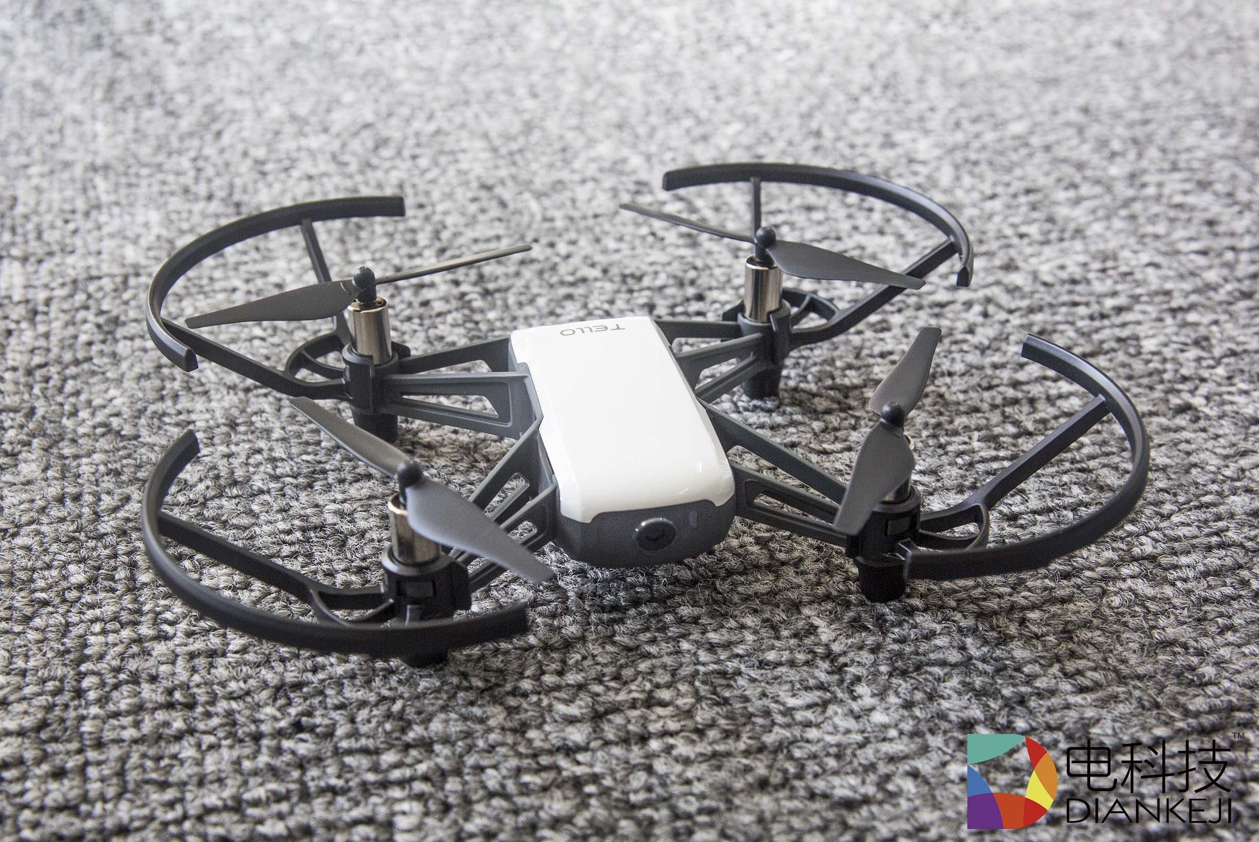 特洛Tello:目前你能买到的最便宜的真正无人机