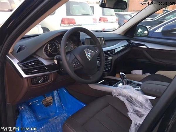 17款宝马X5柴油版性能越野 动力强劲配置舒适最新报价