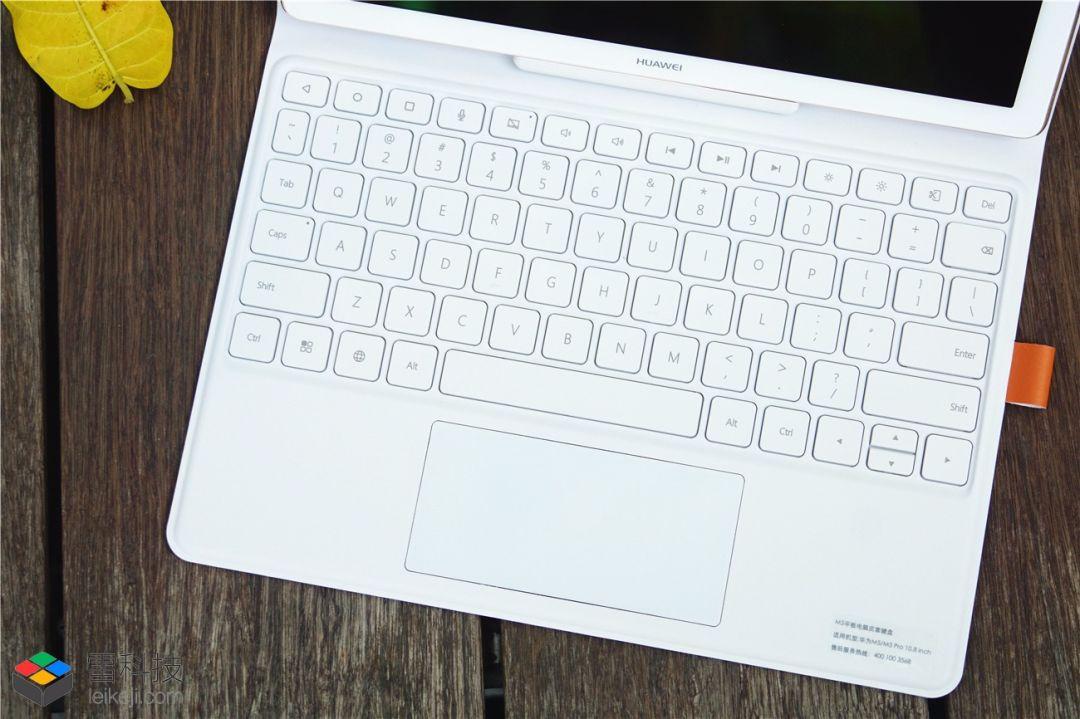 华为平板 M5 Pro 图赏:2.5D 屏幕+四曲面机身,细节