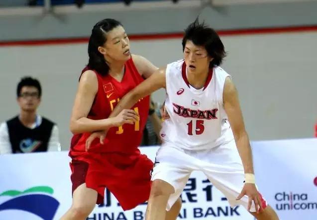 她是首个代表日本女篮出战的中国球员,退役后想回国工作!