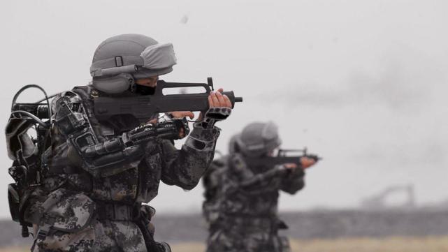 美军再攀科技树?宣布一年内测试动力装甲外骨骼