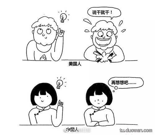 北京印象手绘图