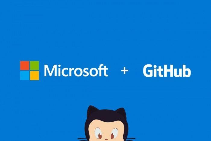 微软今正式宣布以价值75亿美元的股票收购代码托管平台GitHub