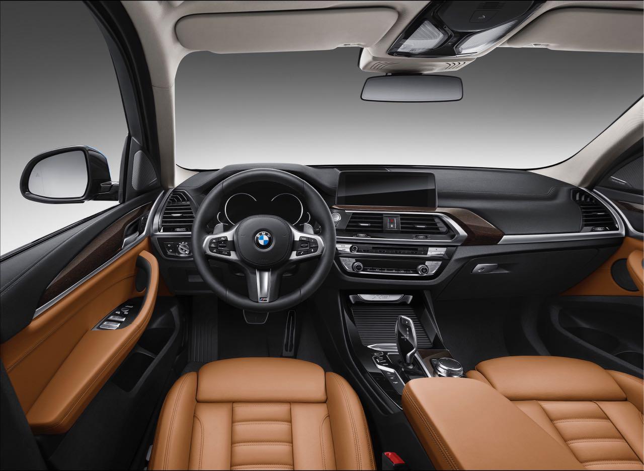 全新BMW X3深港澳国际车展夺目登场