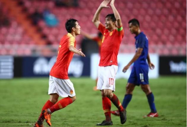 武磊£º争取打进下一届世界杯能力始终在泰国之上