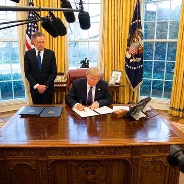 白宫就中美贸易发表声明,透露出四个信号