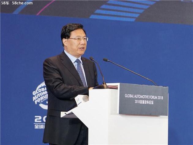 吴存荣 重塑行业成全球汽车产业发展主题