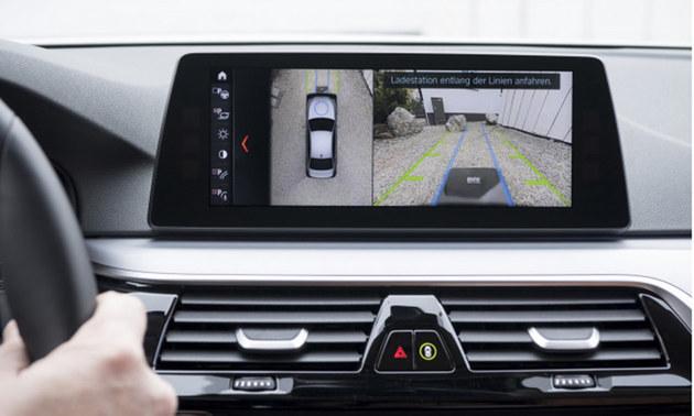 宝马推出无线感应充电垫 今年七月投产