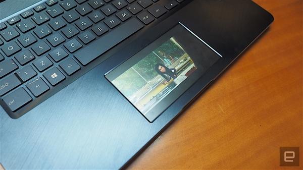 华硕灵耀X Pro15/14正式发布:触控板竟是屏幕!