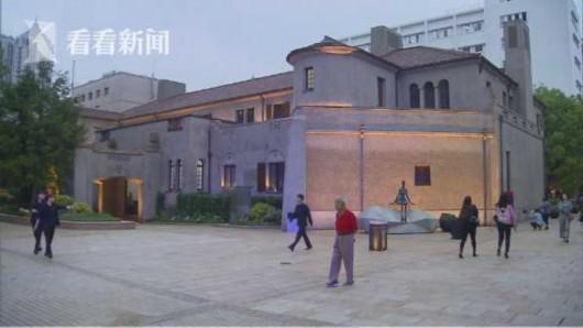 """上海城市更新""""地标""""亮相,历史老建筑焕发新生_凤凰资讯"""