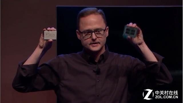 核战顶峰 AMD 32核新CPU反杀Intel灰烬28核