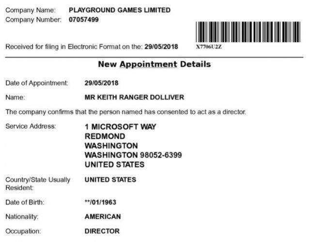 微软疑似正在收购《极限竞速 地平线》开发商