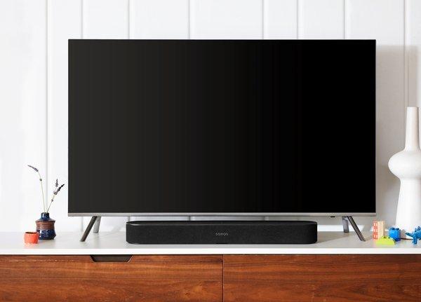 Sonos发布新品Sonos Beam:为客厅打造的智能条形音