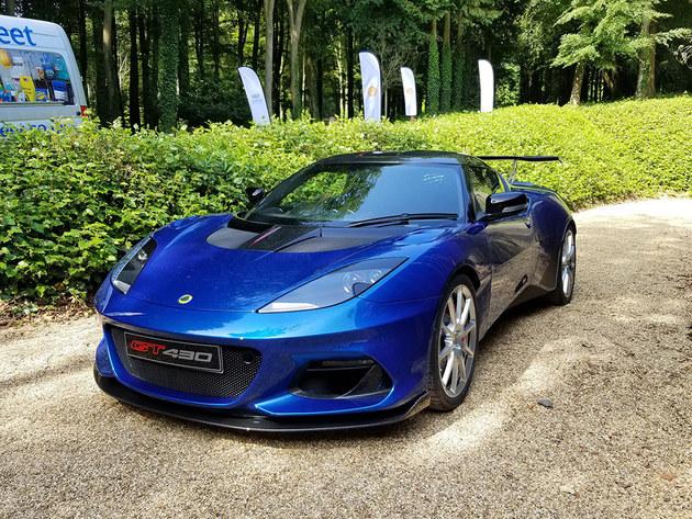 路特斯Evora GT430亮相 仅限量打造60辆