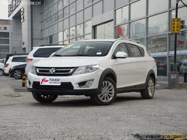 东风风神AX3 一款小型SUV 全系平价销售
