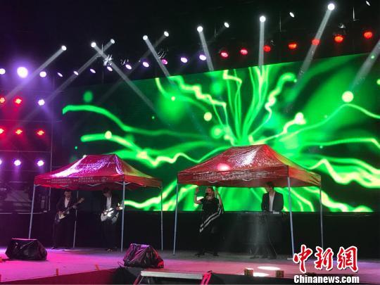 """""""2018首届中国南方露营大会""""在郴州举行"""
