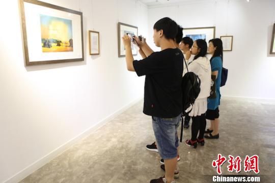 中法国际文化艺术节在成都洛带古镇开幕