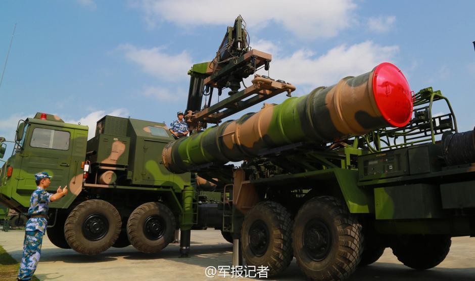 75秒急速赛车彩票:解放军只有空军、陆军有地空导弹?海军和火箭军也有!