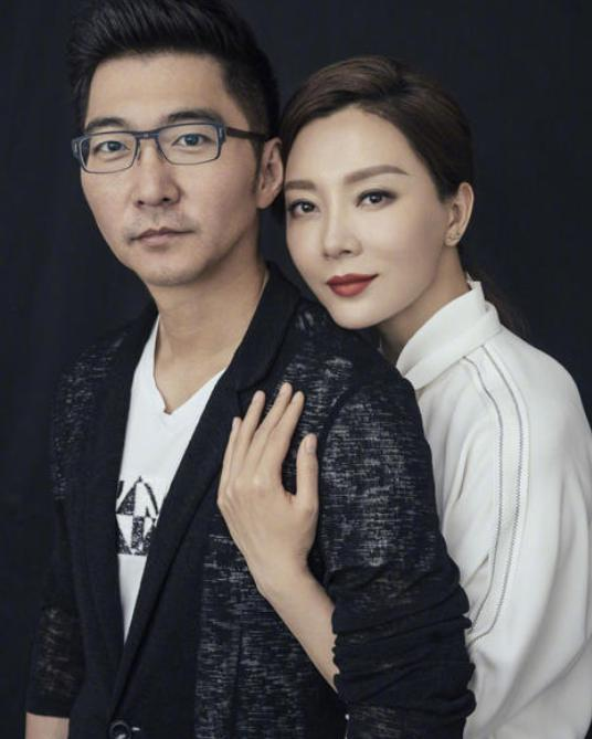 陈数为老公甜蜜庆生:永远的大男孩 生日快乐!
