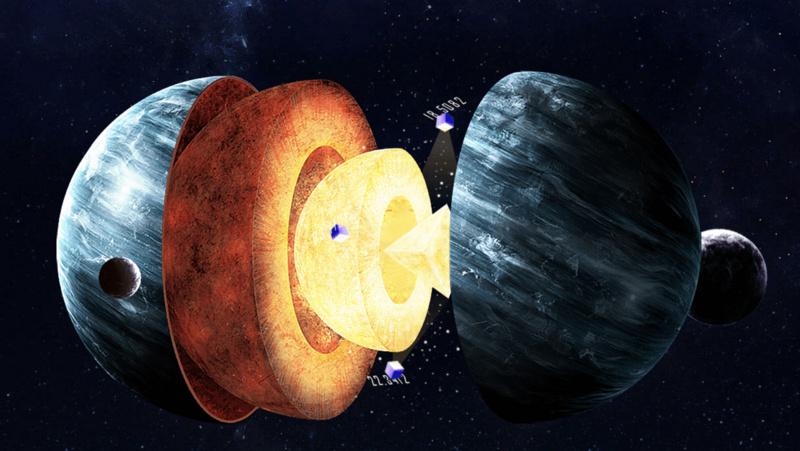 百度上线区块链产品「度宇宙」,你的专属星球正在生成