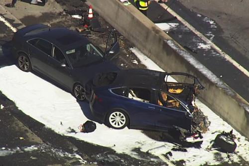 美国NTSB公布加州特斯拉Model X致命车祸初步调查结果