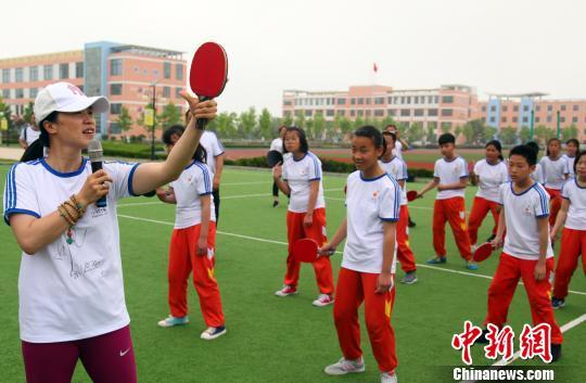 该公益计划由王楠发起。 刘昌勇 摄