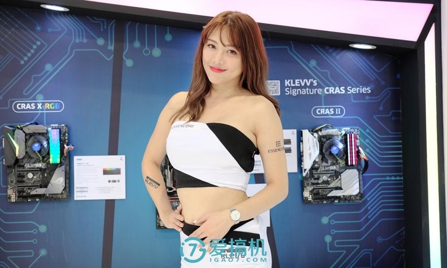 【图集】2018台北电脑展上的那些Show girls