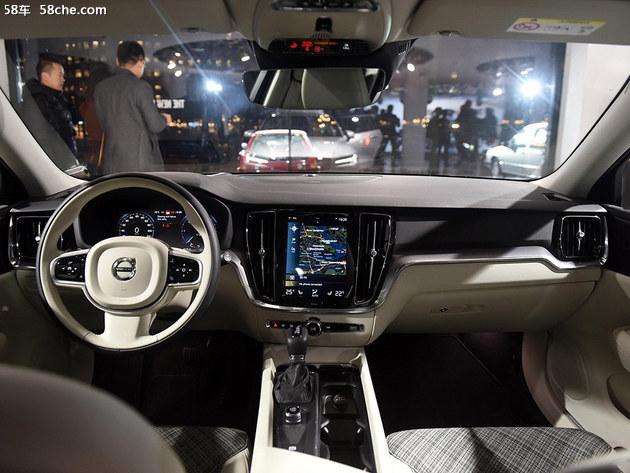 沃尔沃全新S60将于6月内在美国工厂首发