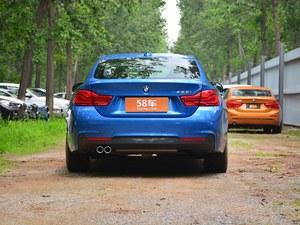 宝马4系裸车价格 上海现车优惠8.3万元