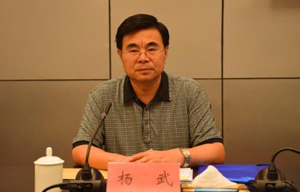 安徽省卫生和计划生育委员会原巡视员杨武被查