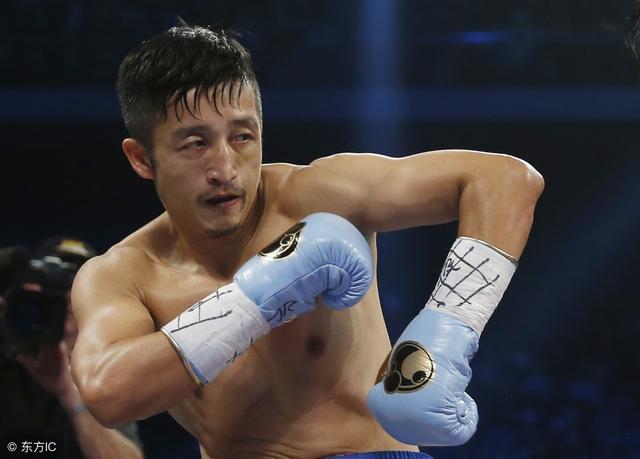 职业拳击世界前十排名揭晓:木村翔第八,邹市明未入围