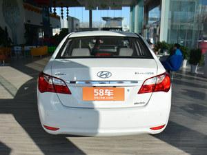 伊兰特EV限时促销优惠5.98万 现车充足