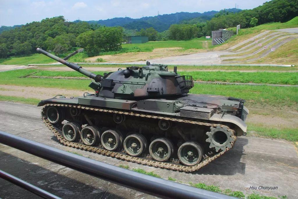 台湾军方为何要购买美国M1主战坦克?竟是因为这款战车太丢脸!