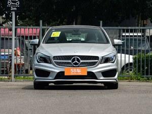 奔驰CLA级促销优惠500元 广州少量现车