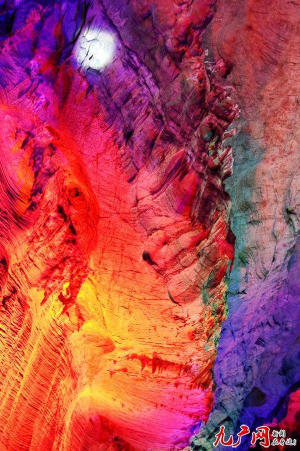 龙宫洞——给你一个18°C的夏天