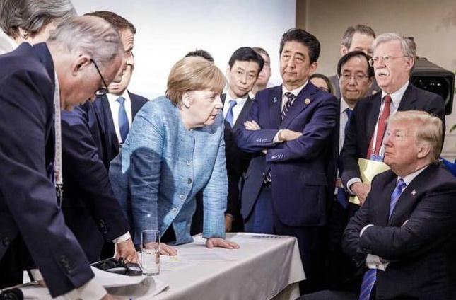 特朗普让俄重返G7言论遭5国一致反对,唯独日本表态:我理解