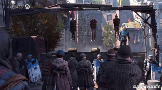 2018E3:《消逝的光芒2》公布!开放世界大战僵尸