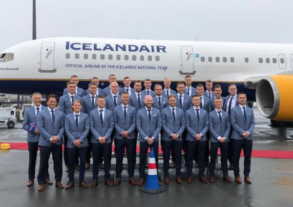 什么!冰岛队的世界杯吉祥物居然是个路障