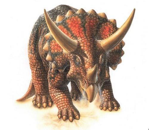 地球上10大人气最高的恐龙,翼龙第六,三角龙第四,霸王龙居榜首
