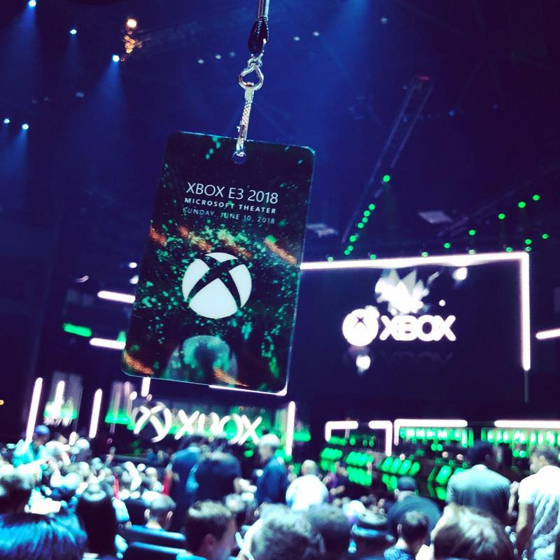 科氪丨Xbox E3展前发布会速递