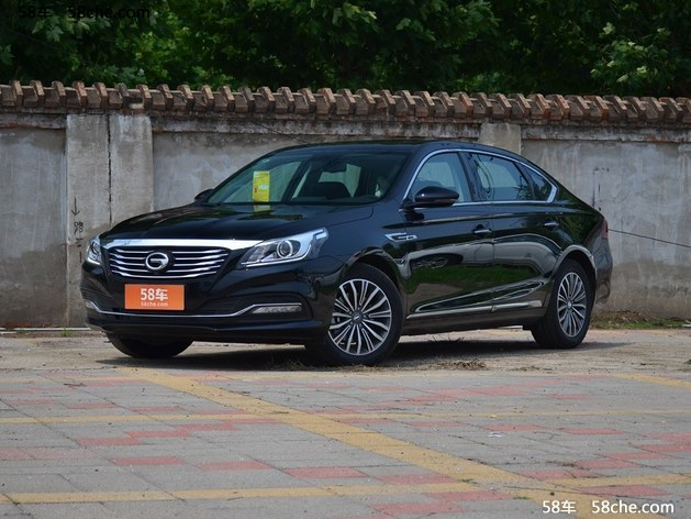 传祺GA8昆明购车优惠 现金直降0.8万元